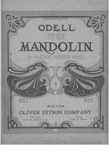 Odell Method for the Mandolin, Book 4